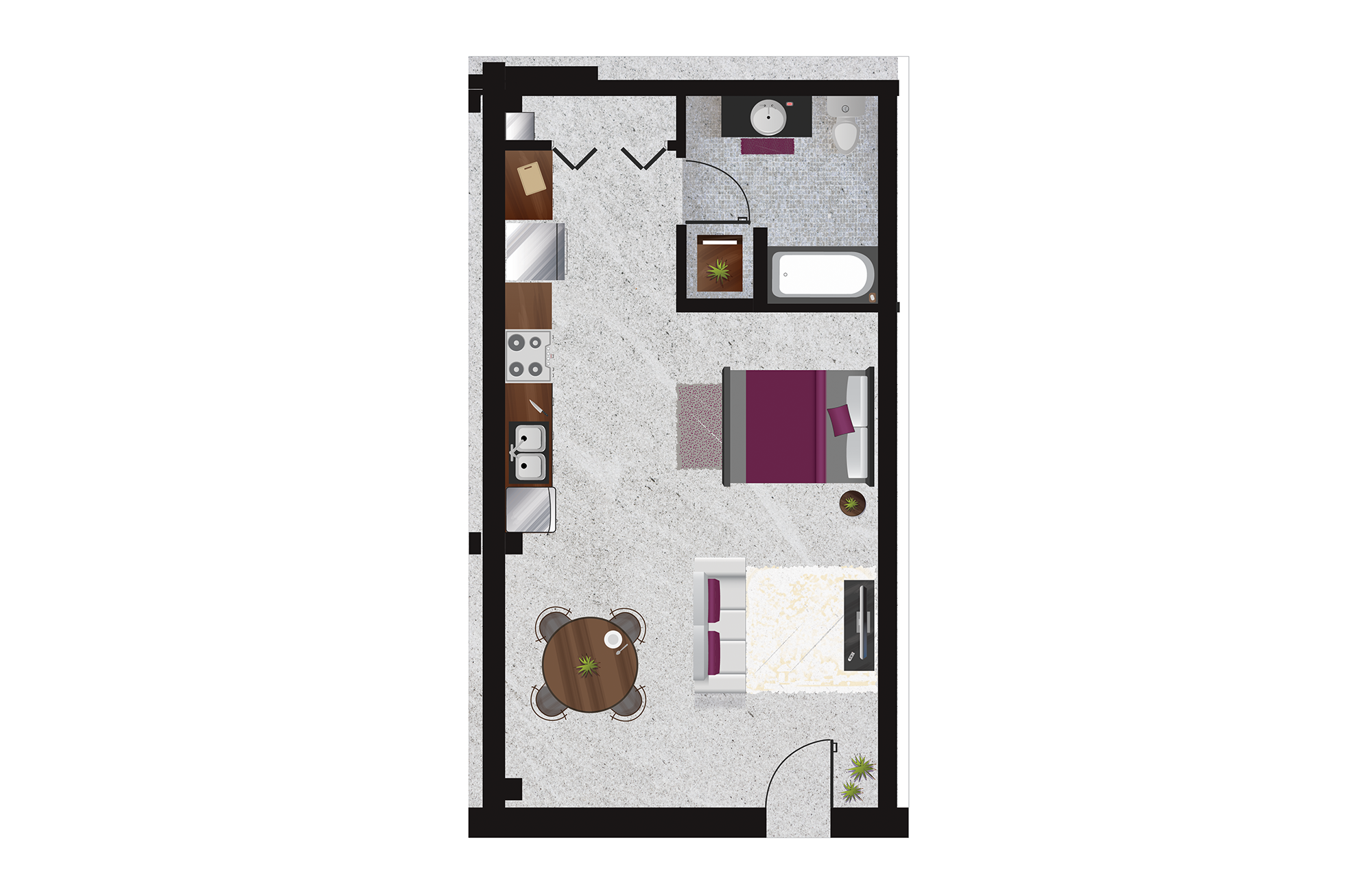 Floor Plans South Side Living Maker Spaces San Antonio Tx